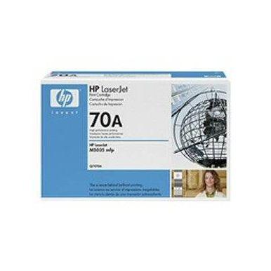 HP Q7570A, černý toner
