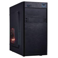 Eurocase MC X202, mini tower skříň, bez zdroje, 2xUSB 2.0, 1xUSB 3.0, černá