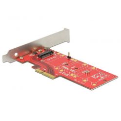 Delock PCI Express adaptér na M.2 (NVMe), Low Profile
