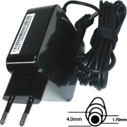 Asus 65W napájecí adaptér 45W 19V: T300LA, UX32LA, UX305FA/LA, 4x1.7mm, bulk