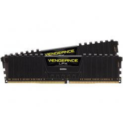 CORSAIR Vengeance LPX black 2x16GB DDR4 3000MHz CL16 DIMM, XMP