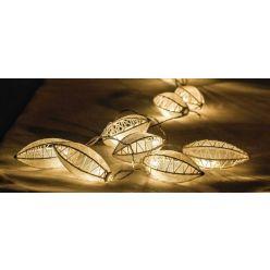 HQ HQLEDSLWTRDR - LED dekorační řetěz, 10 LED, kapky