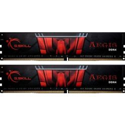 G.Skill Aegis 2x16GB DDR4 3000MHz CL16, DIMM, 1.35V, XMP 2.0