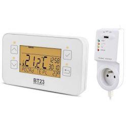 ELEKTROBOCK BT23 RF Bezdrátový termostat s dotykovým ovládáním