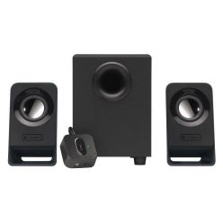 Logitech Multimedia Speakers Z213, 2.1 reproduktory