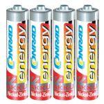 Conrad energy Ni-Zn akumulátory, AAA, 1.6V, 550mAh, 4ks