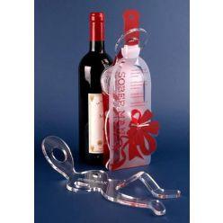 PRIME Sober Man Bottle Holder, držák na láhev vína