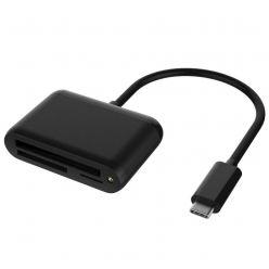 PremiumCord USB-C čtečka karet CFAST2.0, SDXC, microSDXC