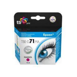 TB náhrada za Epson T0713, purpurová, 12ml