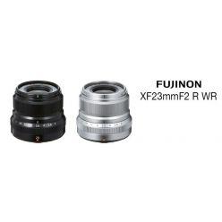 Fujifilm FUJINON XF23 F/2 R WR - Black
