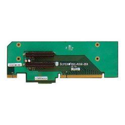 Supermicro 2U UIO Riser to 2 x PCI-E 8x Slot