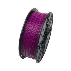 GEMBIRD 3D PLA plastové vlákno pro tiskárny, průměr 1,75mm, 1kg, fialová