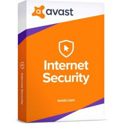 AVAST Internet Security - 5 počítačů (1 rok)