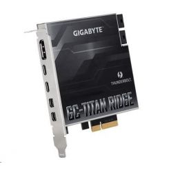 Gigabyte TITAN RIDGE 2.0, interní Thunderbolt 3 karta, PCIe