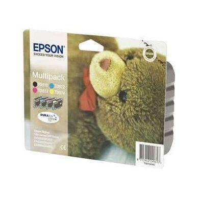 EPSON T0615 náplně CMYK pro D68,D88,DX3800,DX3850,DX4850 ink C13T06154010