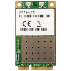 MikroTik R11e-LTE6 - 2G/3G/4G/LTE miniPCi-e karta, 2x u.Fl