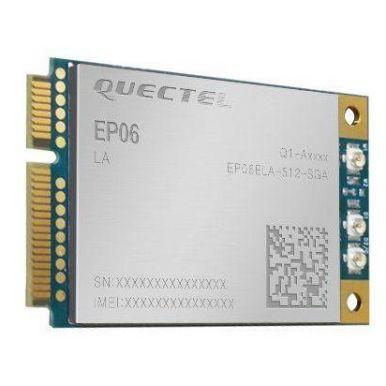 Quectel EP06-E miniPCIe -optimized LTE Cat 6 Module (Europe)