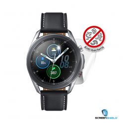 Screenshield Anti-Bacteria SAMSUNG R845 Galaxy Watch 3 (45 mm) folie na displej