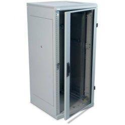 """Triton 19"""" rozvaděč stojanový 22U/600x600, skleněné dveře"""