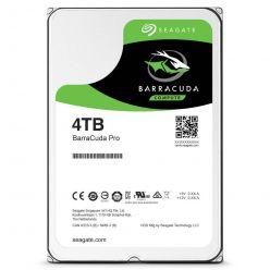 "Seagate BarraCuda Pro 4TB, 3.5"" HDD, 7200rpm, 128MB, SATA III, 5RZ"