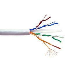 Kabel UTP kulatý, kat. 6, 305m, lanko