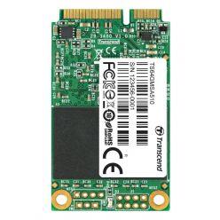 Transcend MSA510 64GB SSD disk mSATA, SATA III (SuperMLC)