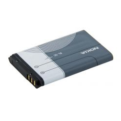 Nokia BL-5C, originální baterie, 3.7V, 1020mAh, bulk