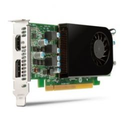 HP Radeon RX 550X, 4GB GDDR5, 1xDP/1xHDMI, LP, PCIe