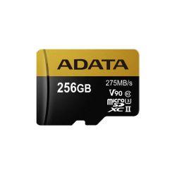 ADATA Premier ONE 256GB microSDXC karta, UHS-II U3, 275R/155W