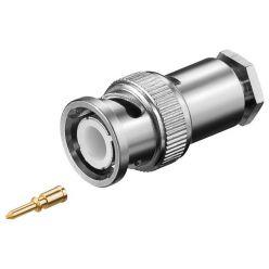 Konektor BNC na kabel RG 58/U, šroubovací