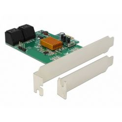 Delock Karta PCI Express SATA se 4 porty