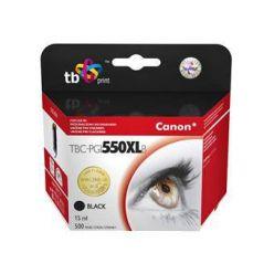 TB náhrada za Canon PGI-550XL, černá, 25ml
