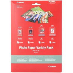 Canon VP-101, A4, 10x15 Variety Pack