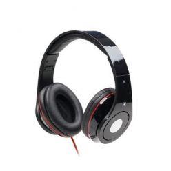 Gembird Detroit, sluchátka s mikrofonem, černá