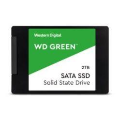 """WD Green 2TB, 2.5"""" SSD, SATA III, 7mm"""
