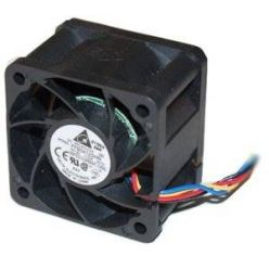 SUPERMICRO 1U, 40x40x28mm, (4-pin) 13K RPM HP PWM Fan, PB Free