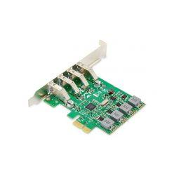 Digitus DS-30226, USB 3.0 4-portový čadič, VL805, PCIe
