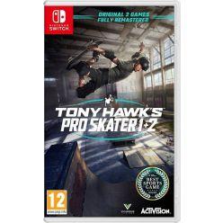 NS hra Tony Hawk's Pro Skater 1+2