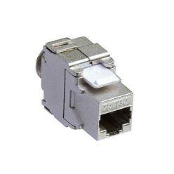 Keystone konektor kat.6a, stíněný