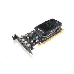 Lenovo nVidia Quadro P600 2GB GDDR5 Mini DP*4 LP
