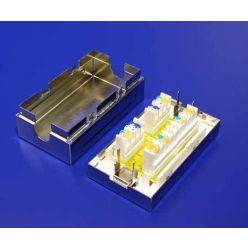 Nařezávací spojka pro kabely kat. 6 STP