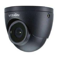 VISION VDA30EH Venkovní antivandal mini analogová kamera (960H), černá