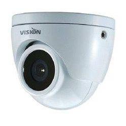 VISION VDA30EH Venkovní antivandal mini analogová kamera (960H), bílá