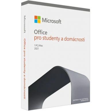 Microsoft Office 2021 pro studenty a domácnosti CZ