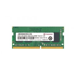 Transcend JetRam 8GB DDR4 2666MHz CL19, SO-DIMM