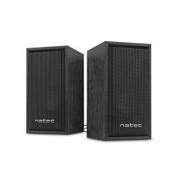 Natec Panther, stereo reprosoustava, 6W RMS, napájení z USB