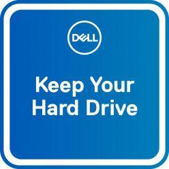 DELL ponechání si disku ( keep your HDD) na 3 roky/ pro notebooky Latitude