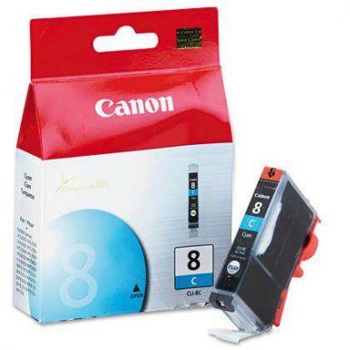 Canon CLI-8C náplň azurová