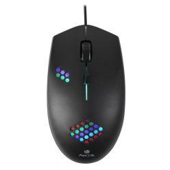 NGS GMX-120, optická myš, USB, černá