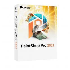 PaintShop Pro 2021 Mini Box - Windows EN/DE/FR/NL/IT/ES